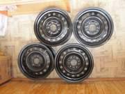 Продаю оригинальные диски Nissan X-Trail (4шт.)
