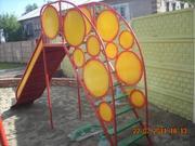 Качели для детей,  горки детские,  детские игровые комплексы,  песочницы.