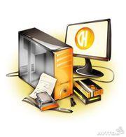 Ремонт компьютеров/ноутбуков/оргтехники/мониторов/планшетов/GSM телефо