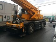 Кран Kato 22 тонны.