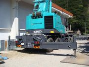 Кран Kobelco RK700 грузоподъемность 70 тонн.