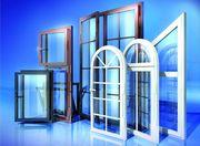 Установка окон,  балконов,  дверей.