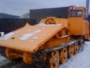 Трелевочный трактор ТДТ-55 ОТЗ