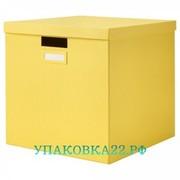 Коробка с крышкой N19 (35*32*32 см)