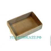 Коробка крафт с окошком -13