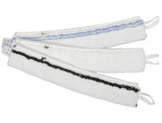 Шубка для мытья окон с мягкими абразивными полосами