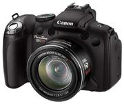 Цифровая камера Canon Power Shot SX 1 IS.